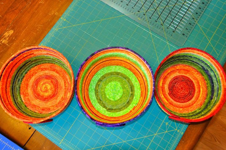 LuAnn Kessi: Fabric Wrapped Bowls Tips and Hints