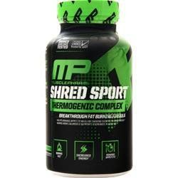 Muscle Pharm Shred Sport - Thermogenic Complex