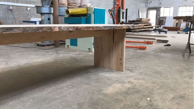 Ash Table with stunning live edge #ashtable #capetown #tablemountingco