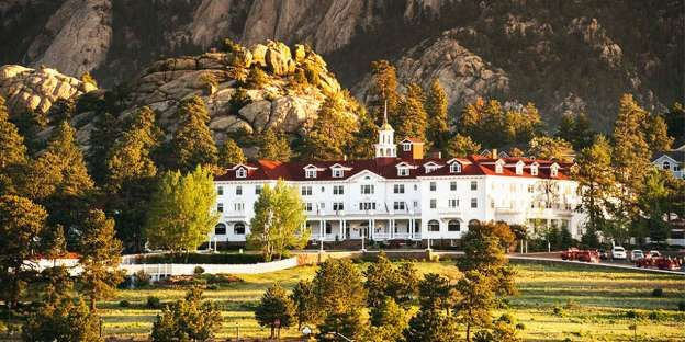 from $329 per nightLocation: Estes Park, ColoradoThe hotel that inspired acclaimed hor... - The Stanley Hotel