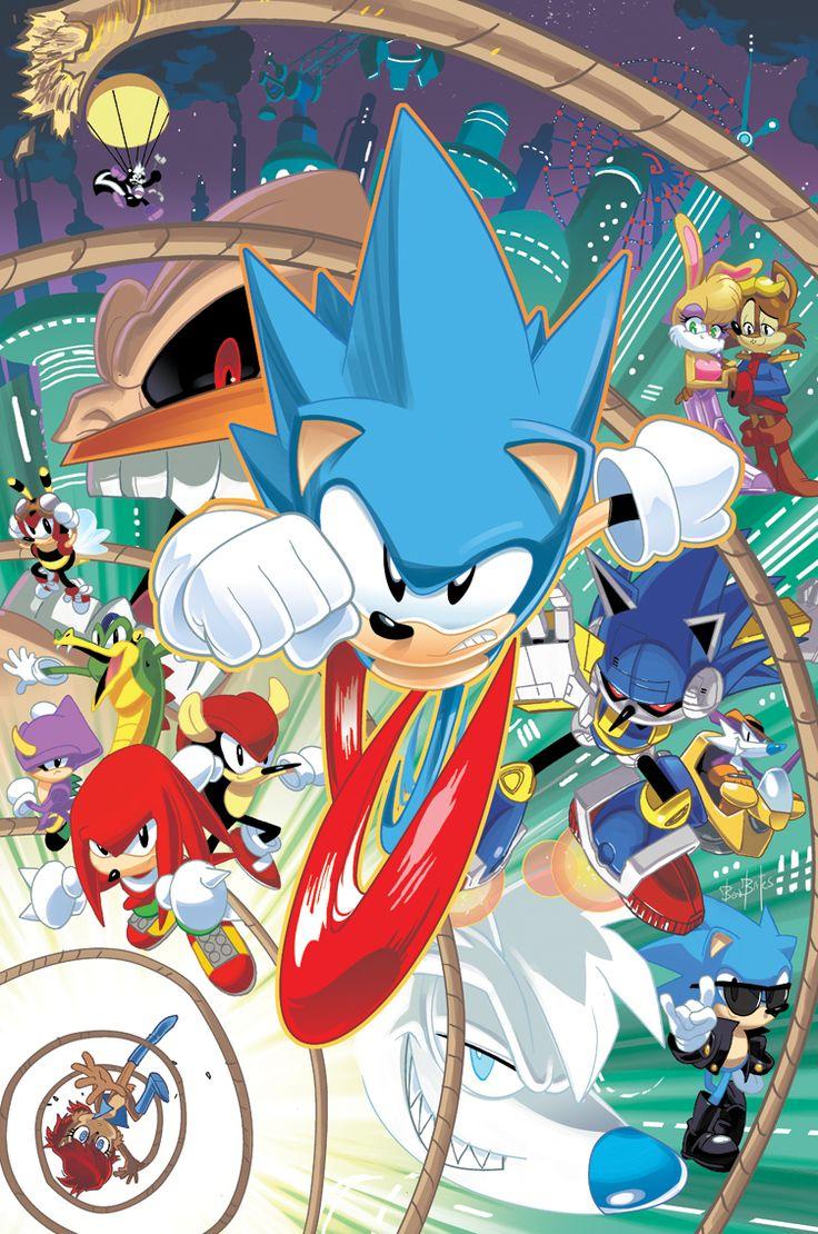Sonic Legacy Vol 3 by BenBates.deviantart.com on @deviantART