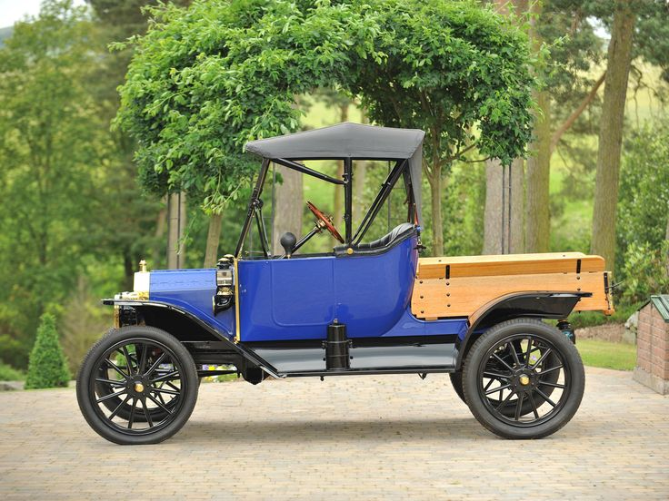 1914 Ford Model-T Pickup
