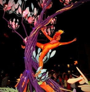 Cape Town Carnival 2012.