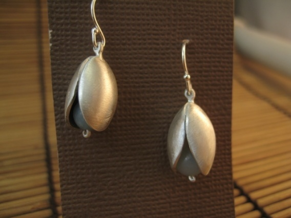 Pistachio Earrings