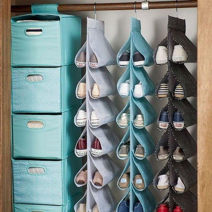 41 Simple Dorm Room Organization Ideas