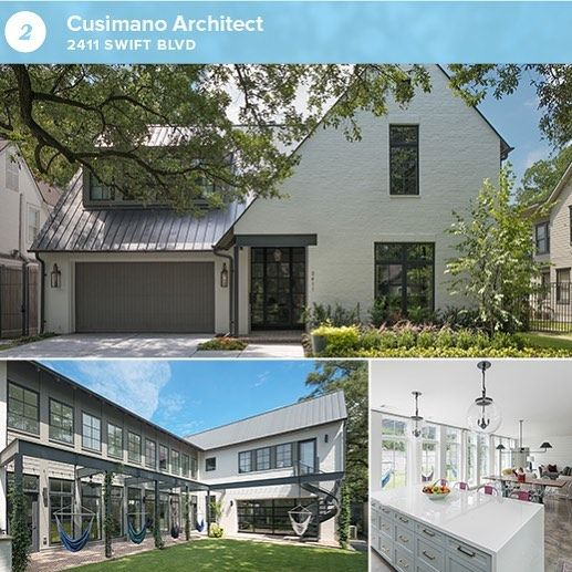 We are honored to have the Swift House featured on the 2017 AIA Home Tour Houston. Come see us this weekend from noon-6 on Oct 21st and 22nd! Photography by Benjamin Hill #swift#aiahoustonhometour #architecture #newconstruction#residentialdesign#cusimanoarchitect