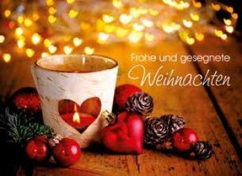 #Fotogrußkarte Frohe und gesegnete #Weihnachten #logobuchversand