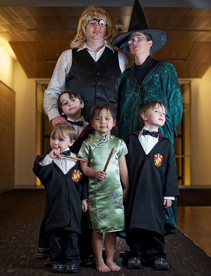 Cosplay Family Spotlight: Costume Mom - GeekDad