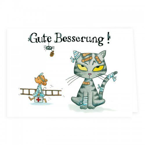 37 best Gute Besserung images on Pinterest | Get well, Get well soon ...