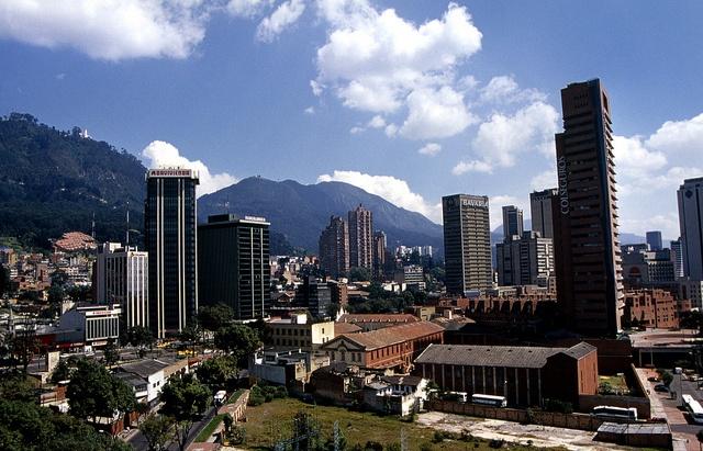 Bogotá-Panorámica