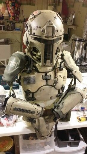 Custom Mandalorian Tac Gear