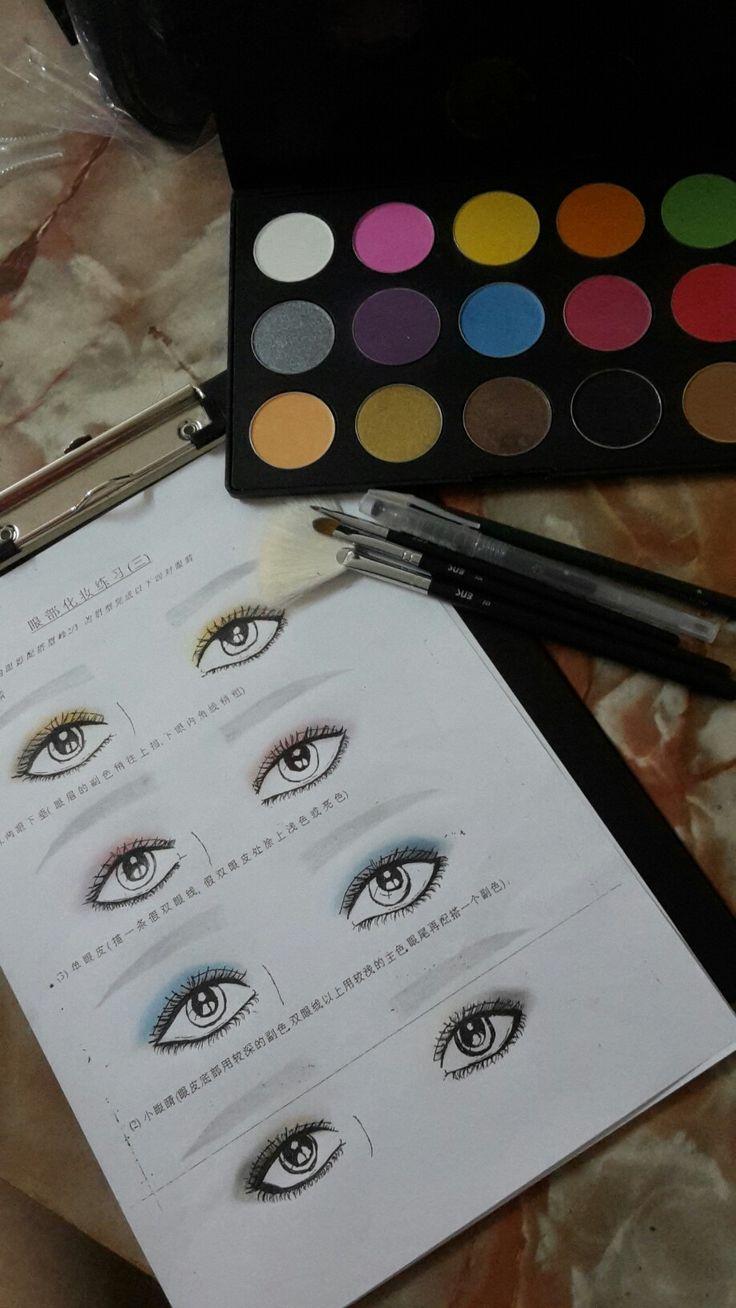 3 color eyeshadow