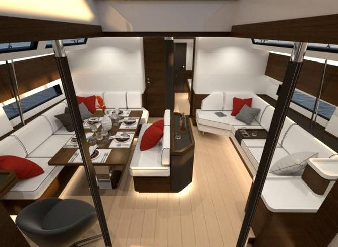 Luxury Sailing Yacht Amel 60 Sloop Rigged In 2020 Sailing Yacht