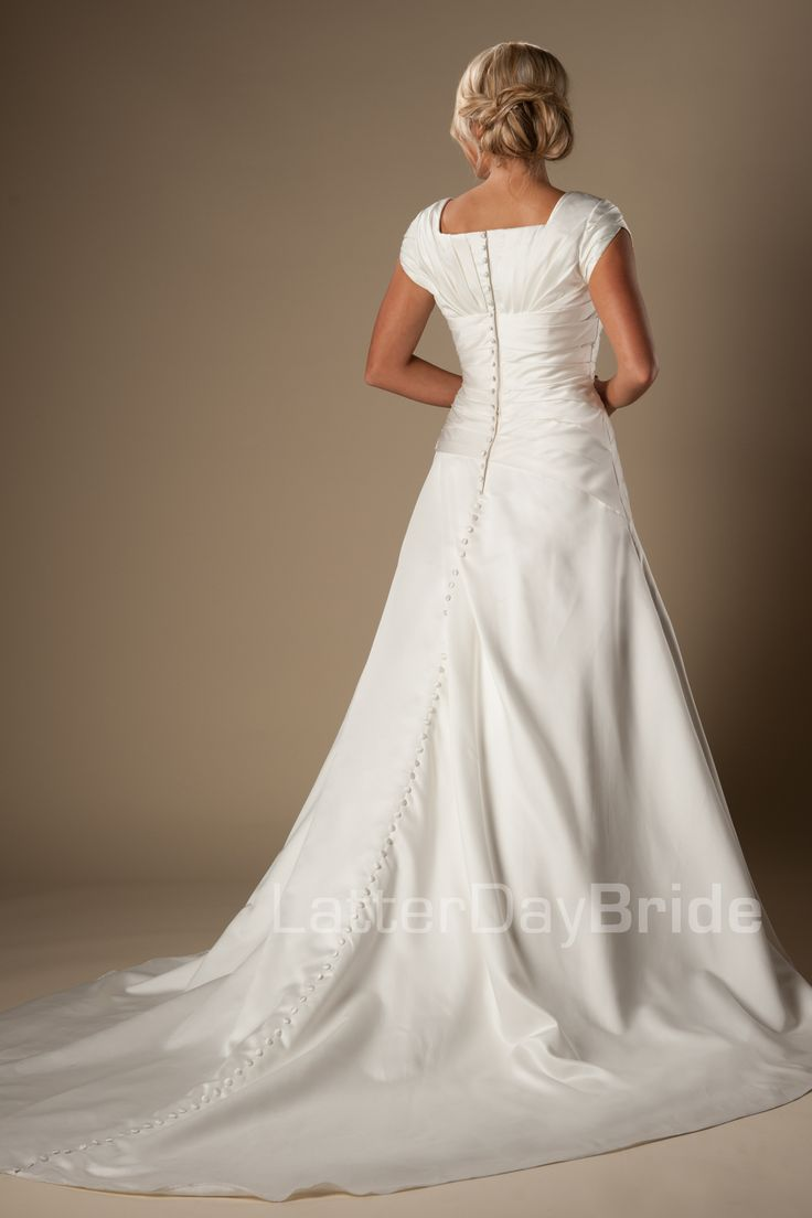 modest wedding dress edenbridge back.jpg | Modest wedding