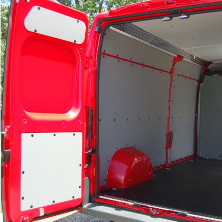 Ram Promaster Van Liner Kit Rv Camper Van Ram