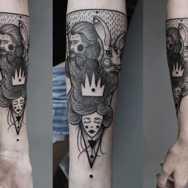 100+ Creative Forearm Tattoo for Men and Women – Reasons & Meanings (2019