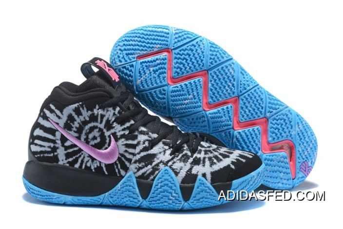"d4f57a08a0b All-Star Nike Kyrie 4 ""Tie Dye"" Venice Beach in 2019"