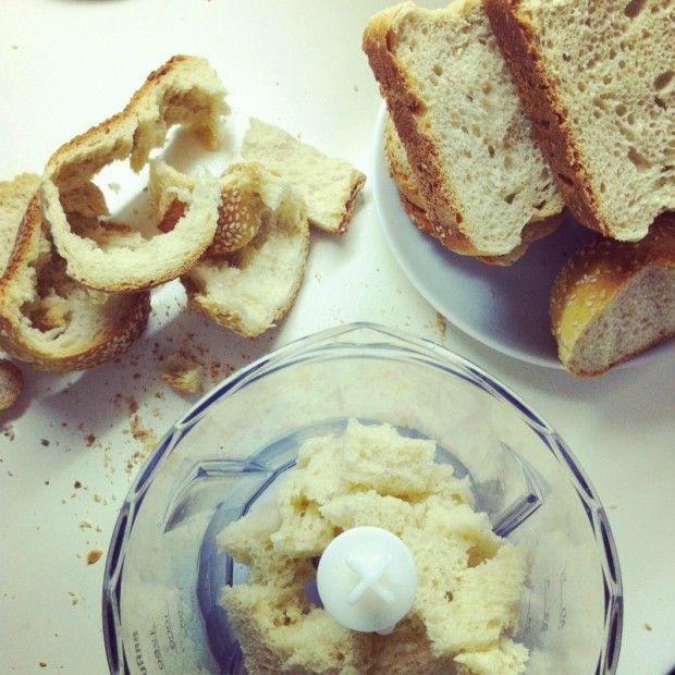 Δεν πετάμε: το χθεσινό ψωμί