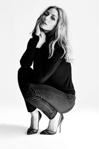 Olivia Palermo for Aquazurra! - Helena Bordon