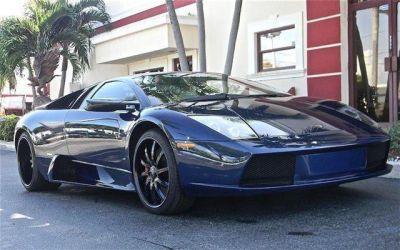 2004 Lamborghini Murcielago http://www.iseecars.com/used-cars/used-lamborghini-murcielago-for-sale