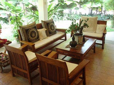 Teak Living Room Furniture