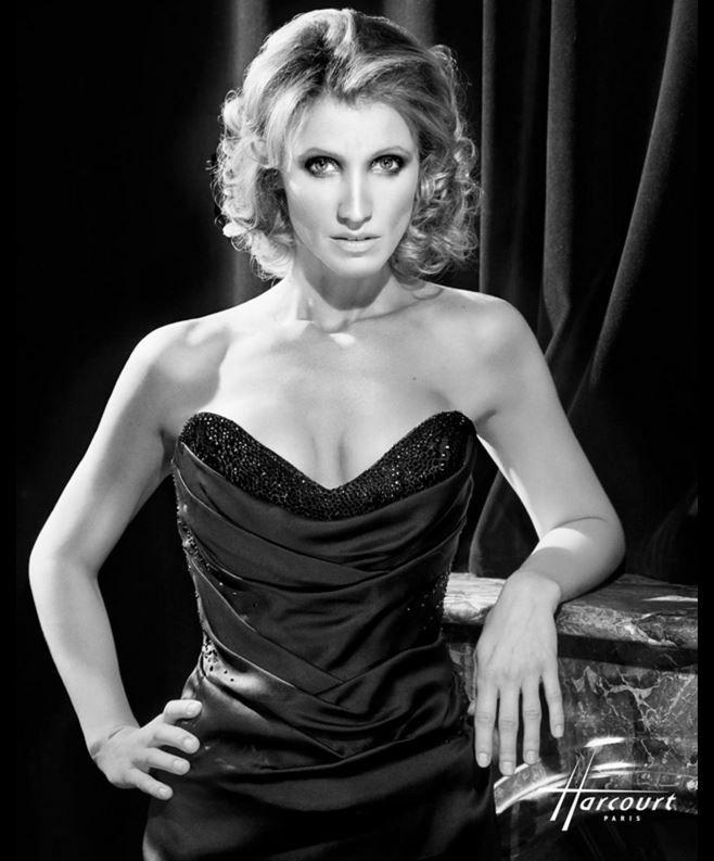 Alexandra Lamy par Harcourt