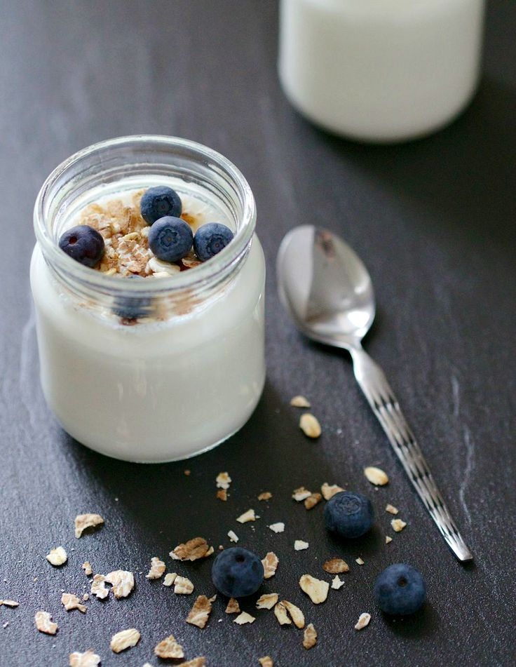 Homemade yogurt... STIPLU.
