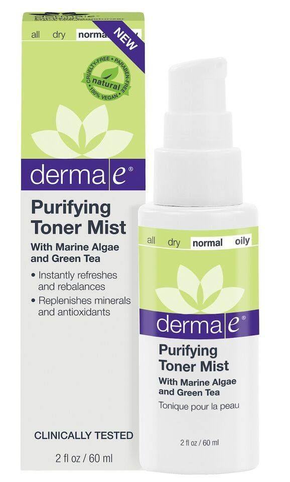 Derma E Purifying Toner Mist 2 oz