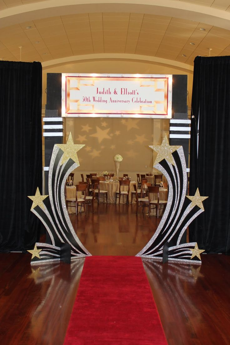 decorations food teen ideas beverages decor and hollywood party