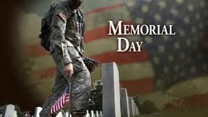 memorial day holiday may 2014