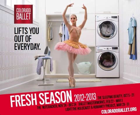 Colorado Ballet Lifts You Out of Everyday – A New Campaign from ...