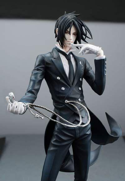 Sebastian Michaelis G.E.M Figure ~ Black Butler $115.00 http://thingsfromjapan.net/sebastian-michaelis-g-e-m-figure-black-butler/ #sebastian michaelis #black butler #anime figure