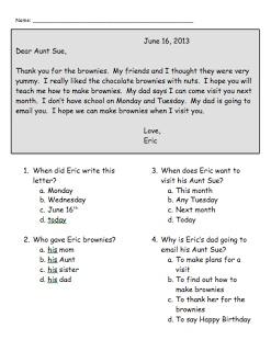 1st Grade Writing Activity: Practice Spelling