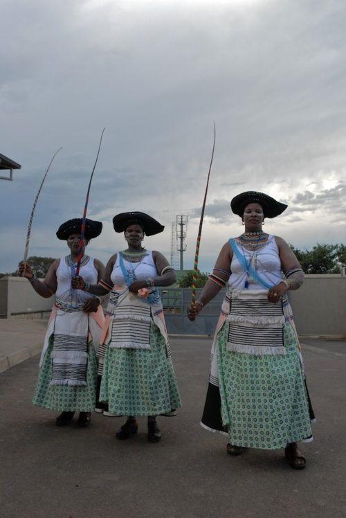 Xhosa Women, South Africa