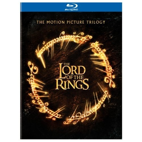 Amazon.com: The Lord of the Rings: The Motion Picture Trilogy (The Fellowship of the Ring / The Two Towers / The Return of the King Theatrical Editions) [Blu-ray]: Elijah Wood, Ian McKellen, Viggo Mortensen, Sean Astin, Liv Tyler, Christopher Lee, Cate Blanchett, Hugo Weaving, Peter Jackson, J.R.R. Tolkien, Fran Walsh, Philippa Boyens: Movies & TV