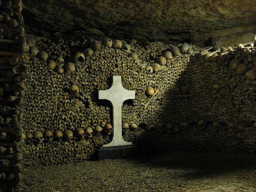 Paris's Catacombs