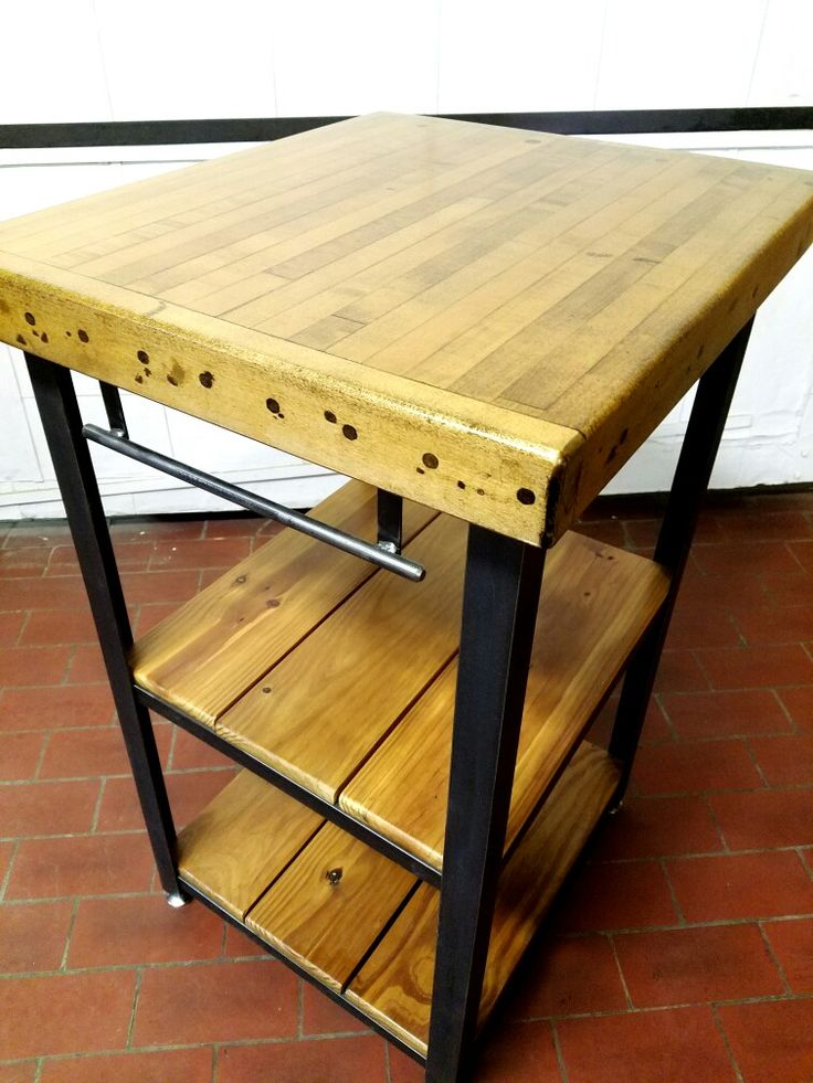 Small custom kitchen island..... Www.http//etsy.com/shop/AmerReclamation.      If you don't find what you want just send us a conversation and we will set you up with a custom order.