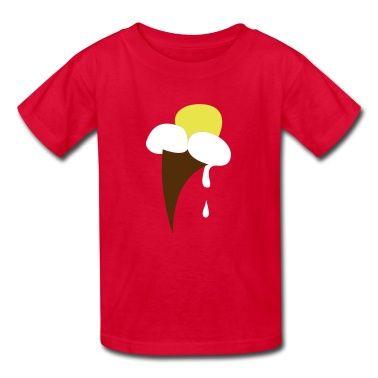 Ice cream T-Shirt #Cardvibes #Tekenaartje #Spreadshirt #icecream #SOLD