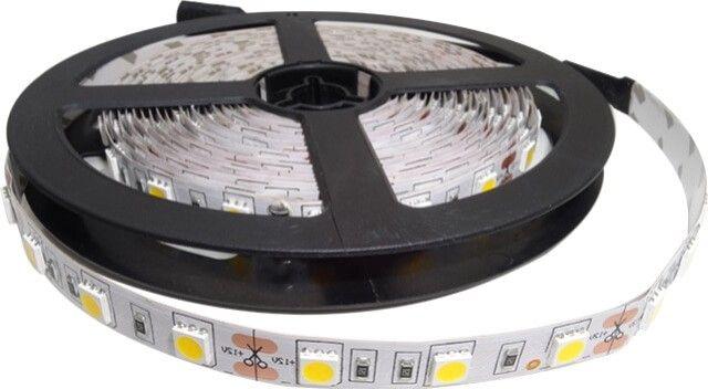 Cu temperatura de lumina alb cald, acest KIT BANDA LED ALB CALD 14.4W IP20 - 5 METRI este proiectat special pentru interior. Kit-ul  este vandut cu toate accesoriile incluse. Poate fi folosit pentru definirea spatiilor sau detaliilor arhitecturale.