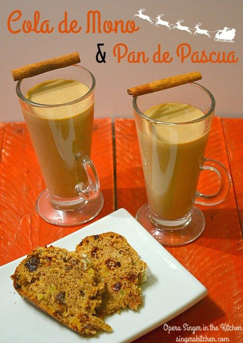Cola de Mono & Pan de Pascua