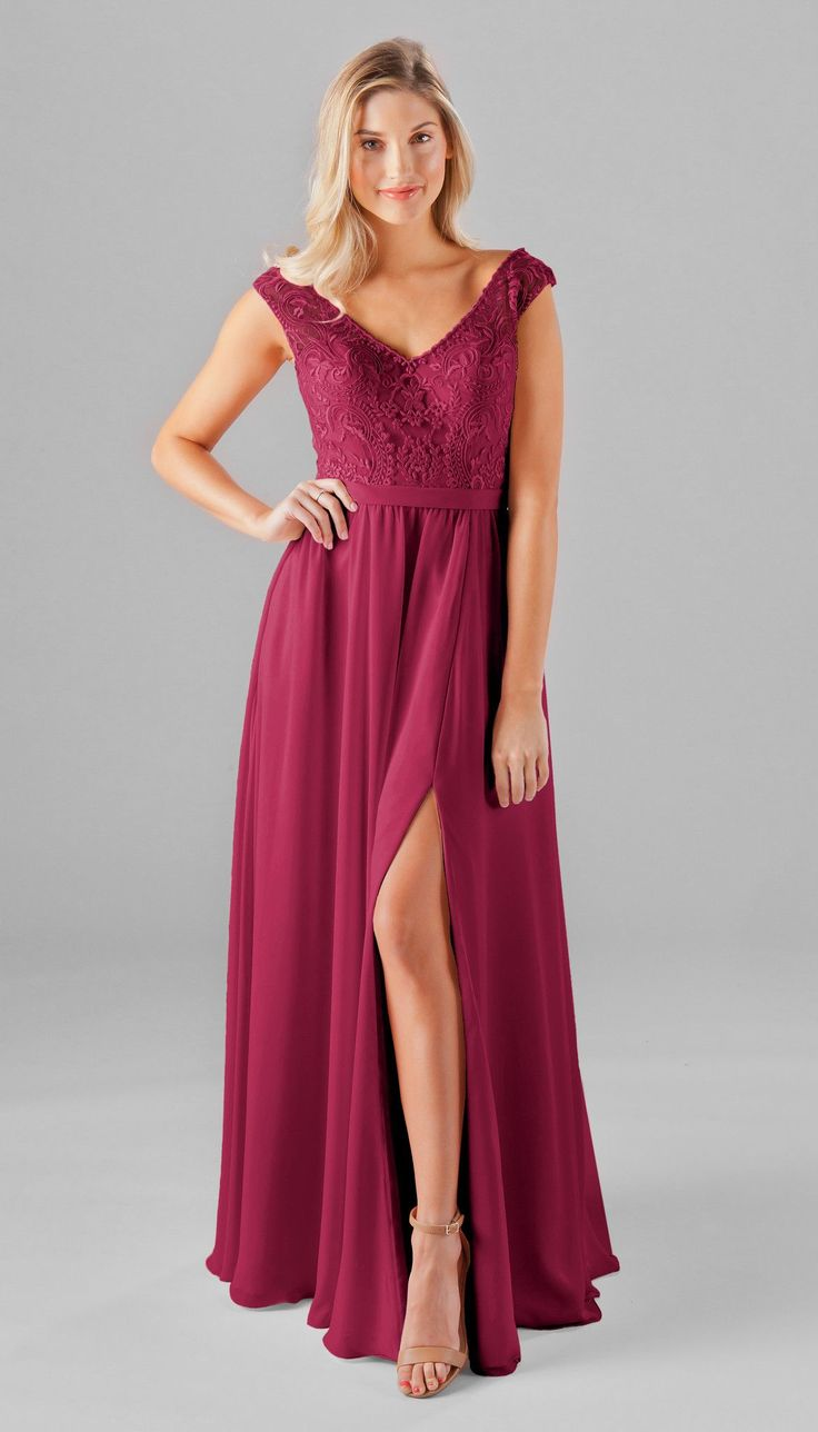61 best embroidered lace bridesmaid dresses images on pinterest how beautiful is this embroidered lace bridesmaid dress made from soft chiffon fabric and our ombrellifo Choice Image