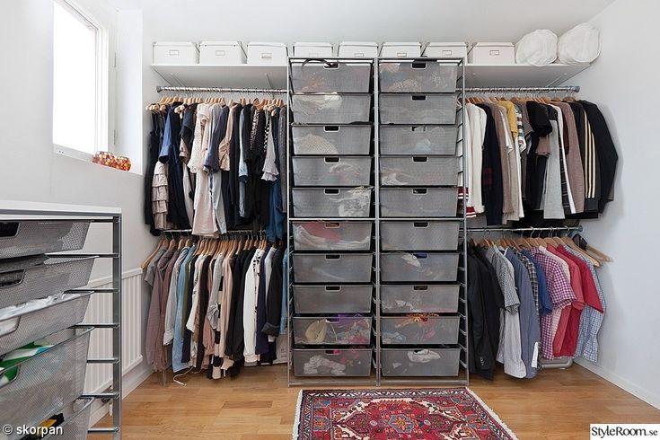 walk in closet,walk in closet/klädkammare,elfa