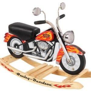 1000 images about wood projects of the future on for Woodworking plan for motorcycle rocker toy