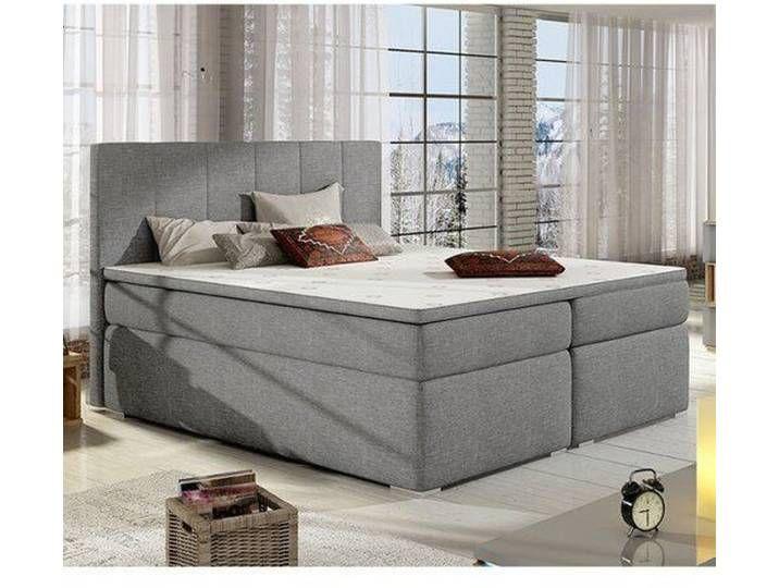 Boxspringbett Zeil Mit Topper Und Bettkasten Bed Furniture Home