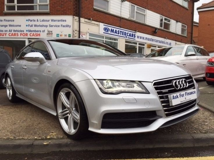 Used  Audi A7 TDi Quattro S Line 5dr for sale in Hitchin