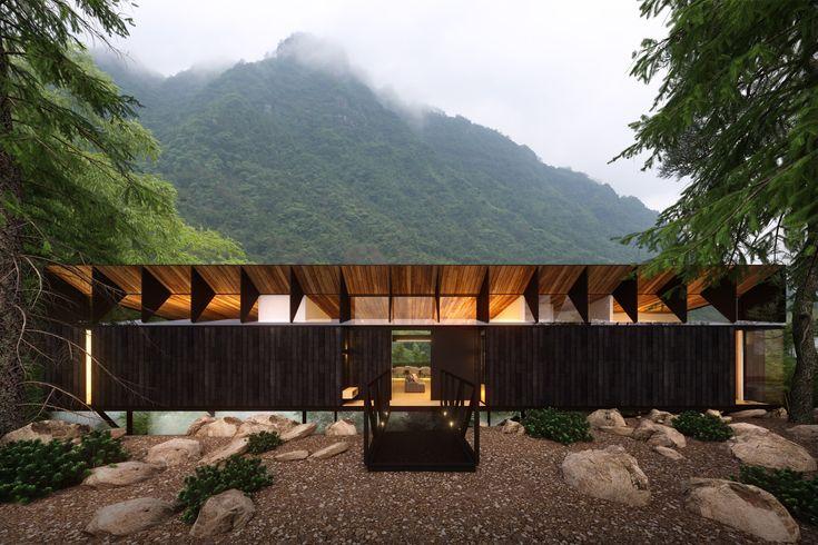 China 130m2 | robinson architects