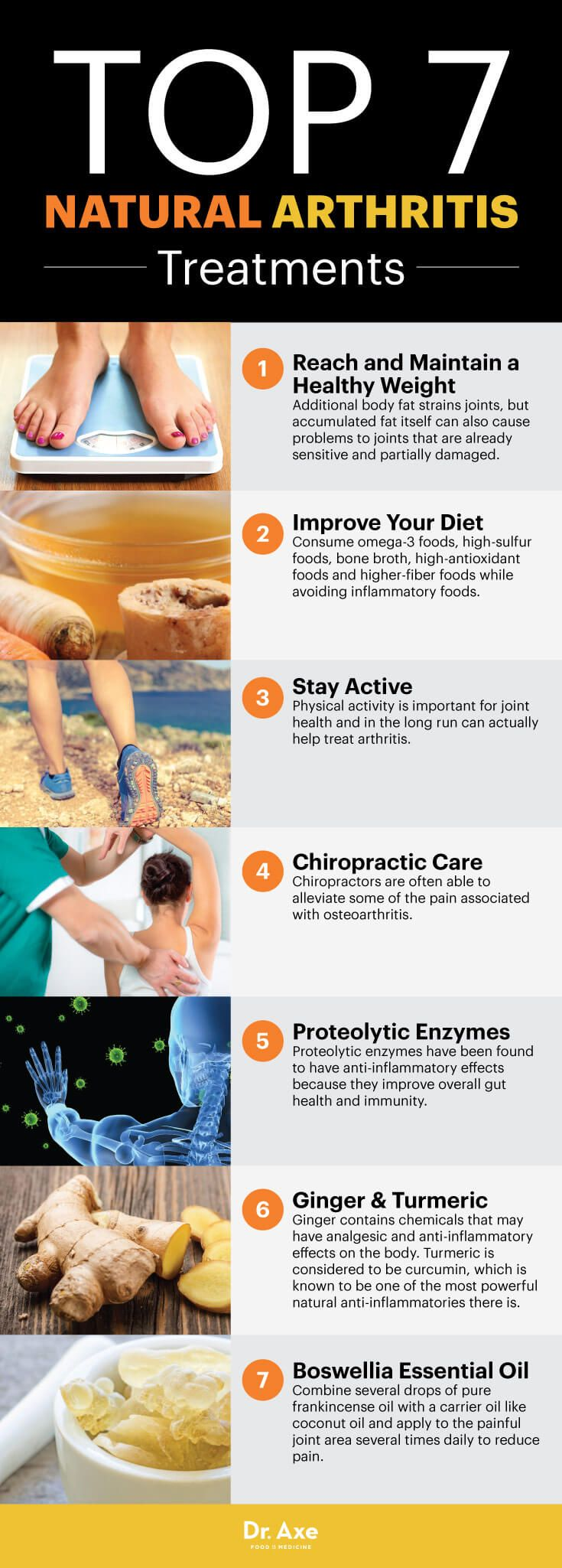 Effective All-Natural Treatments for Arthritis - Dr. Axe