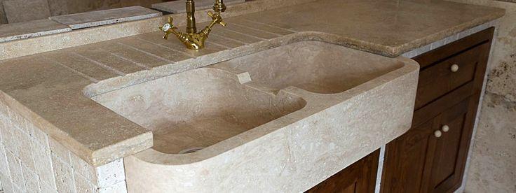Lavello in pietra per piccole cucine