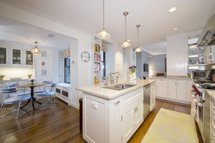 Bucătăria apartamentului de 9,5 milioane de dolari al actritei Tina Fey