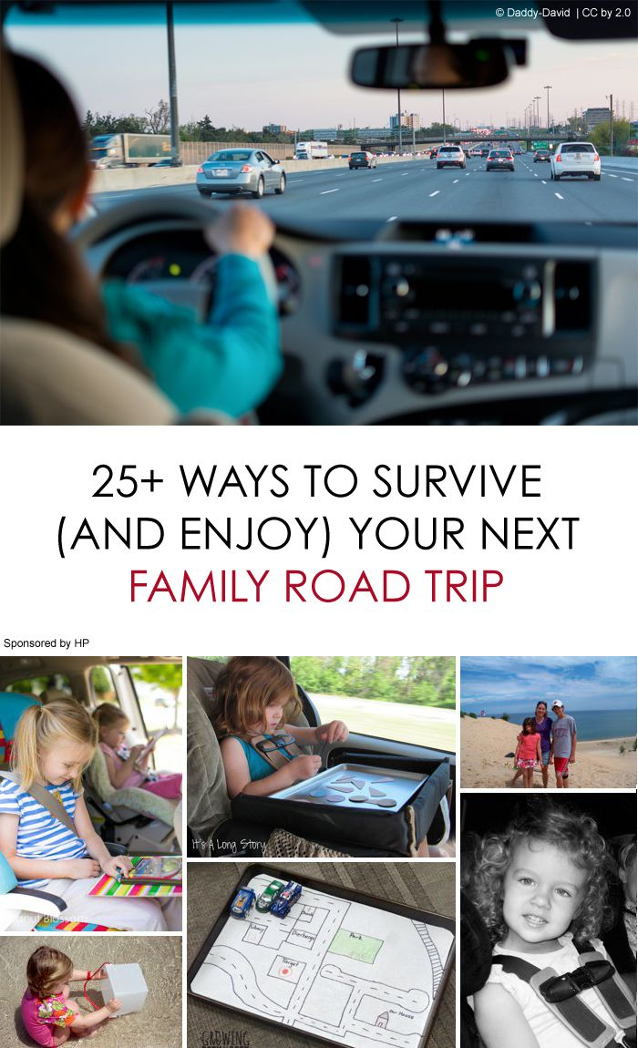 Survive (and Enjoy) Your Next Family Road Trip: Great vacation tips for parents